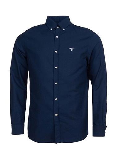 Barbour Oxford 3 Gömlek Ny91 Navy Lacivert